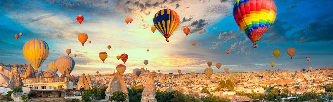 City break Cappadocia