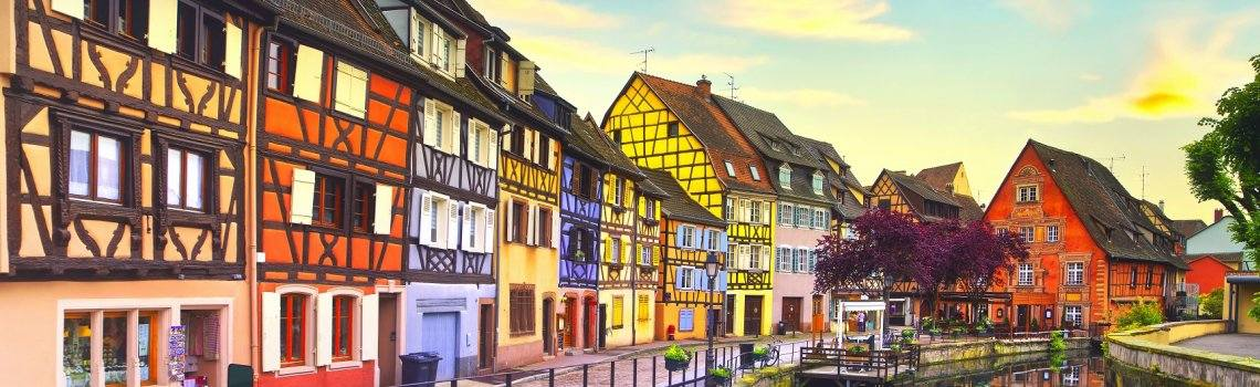 City break Colmar Franta